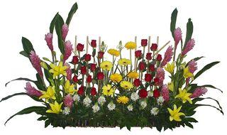 Floristeria bonatiana guatemala flores bodas for Tipos de jardineras