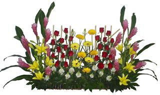 Floristeria bonatiana guatemala flores bodas - Tipos de jardineras ...